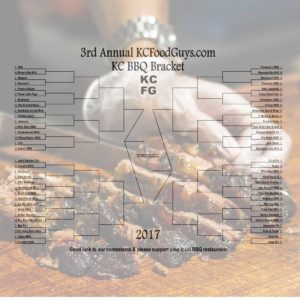 KCFoodGuys.com 2017 BBQ Championship