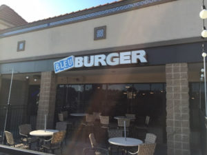 Bleu Burger – Stuffed Burgers Done Right
