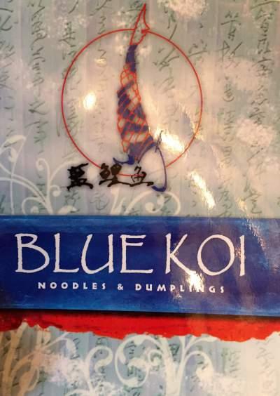 BlueKoiMenu