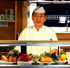 Bob Shin of Bob Wasabi Kitchen