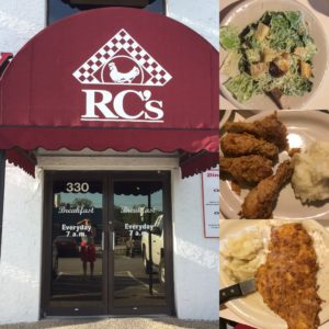 Family First at RCs Chicken