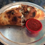 Milwaukee Deli Calzone
