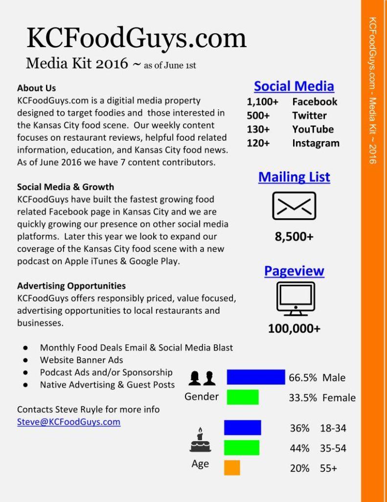 KCFG Media Guide 2016 (1)