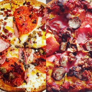 Pizza Wars: Topp'd vs Pie-Five