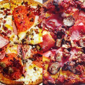 Pizza Wars: Topp'd vs Pie-Five