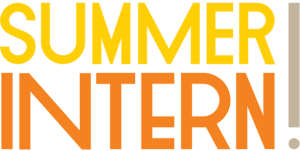 Looking for Summer Interns