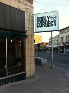 Oddly Correct at 39th and Main is Beyond Gourmet Coffee